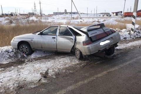 В «двенадцатой» погибла женщина-пассажир, серьёзные травмы получил водитель