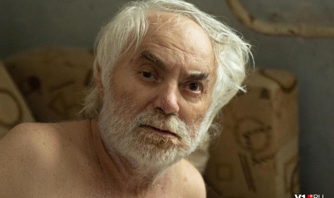 Брошенный умирать дома пенсионер с опухолью мозга умер в хосписе Волгограда