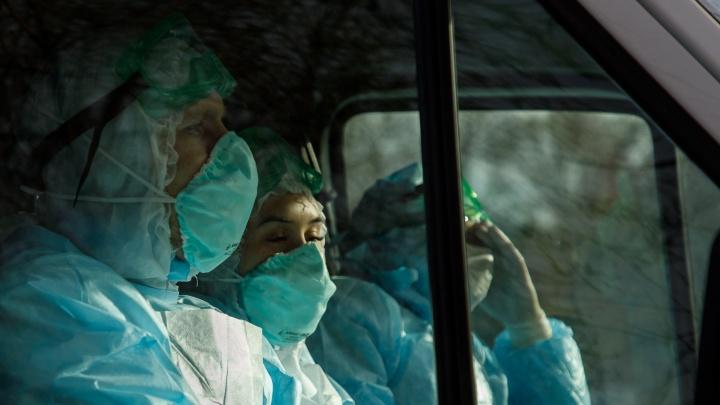 «Нужно больше смертей? Они их получат»: волгоградских медиков хотят лишить ковидных надбавок