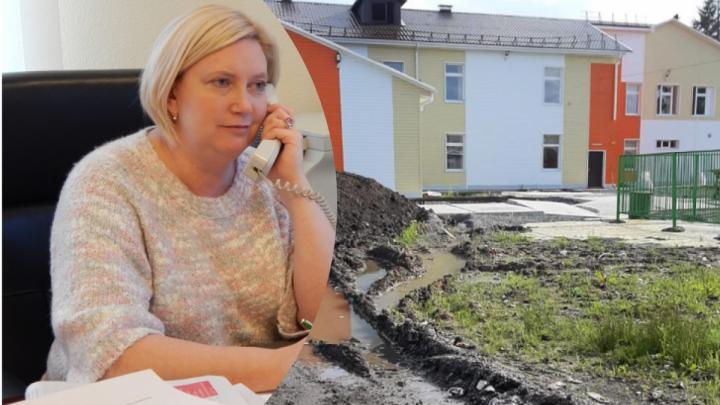 Из-за школы с забетонированной канализацией в отношении главы администрации района возбудили дело