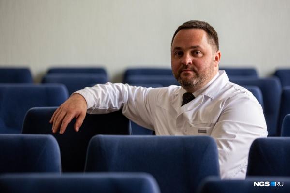 Андрей Корыткин избавился от приставки «врио» в своей новой должности