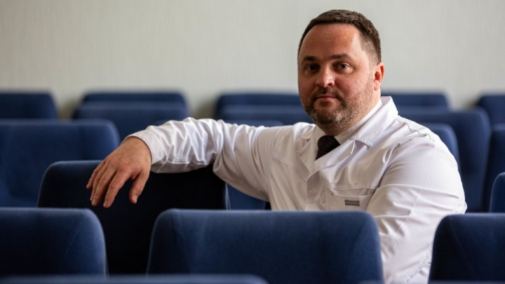 В новосибирском НИИТО назначили директора