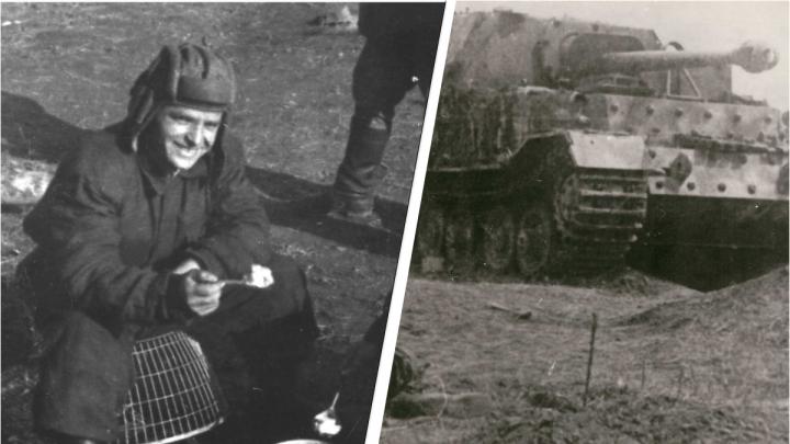 Фронтовой инстаграм: танкист встретил старого друга на поле боя, и тот спас ему жизнь