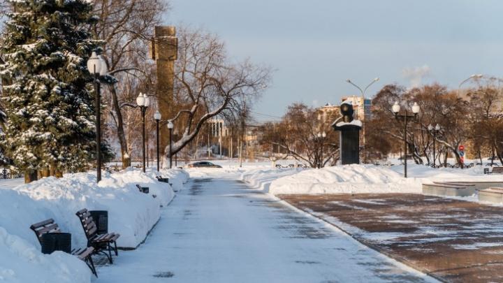Синоптики рассказали о погоде в Прикамье на начало декабря