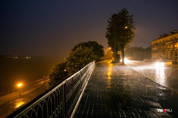 На этой неделе в Ярославле будет дождливо
