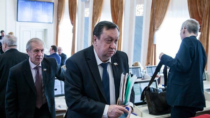 Умер бывший депутат Архангельского областного собрания Александр Поликарпов