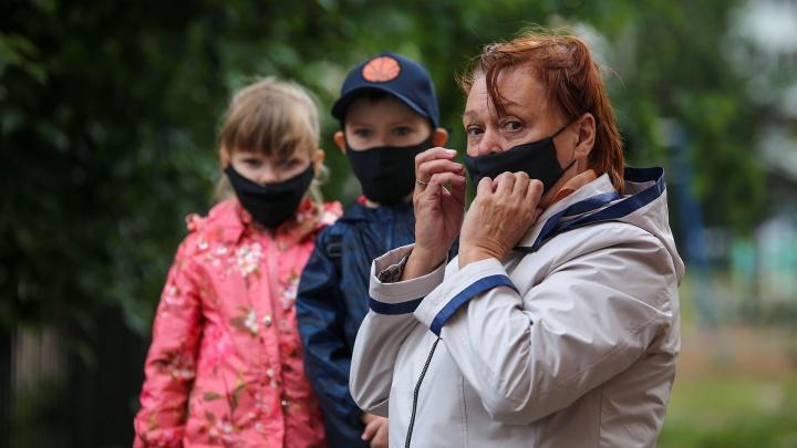 Зараженных больше, чем выздоровевших: сообщили о новых случаях коронавируса в Ярославской области