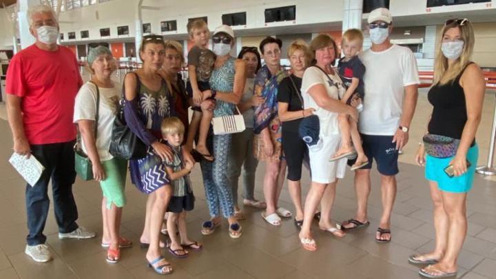 Уральских туристов с детьми, застрявших на Фиджи, вывезут спецбортом