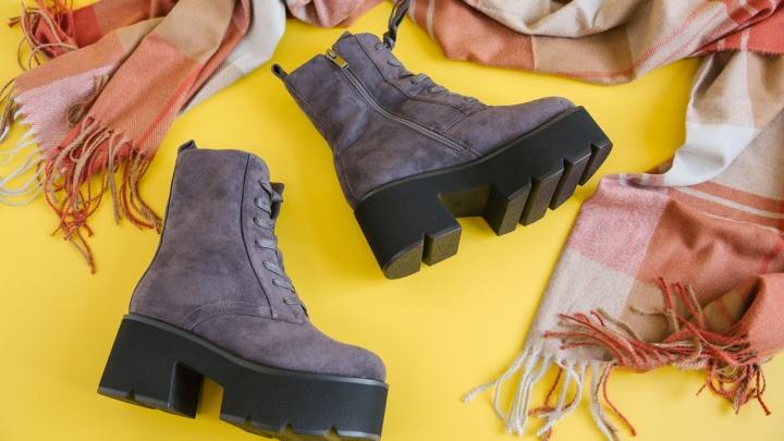 Черная пятница уже началась: в новосибирских магазинах дают хорошие скидки на обувь и аксессуары