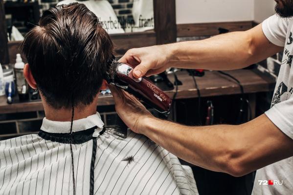 Ждали открытия парикмахерских? Уже скоро сможете туда отправиться