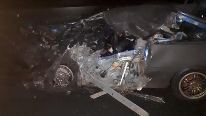 В ДТП с грузовиком под Самарой погибла девушка