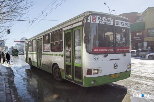 О нехватке водителей общественного транспорта власти говорят уже несколько лет