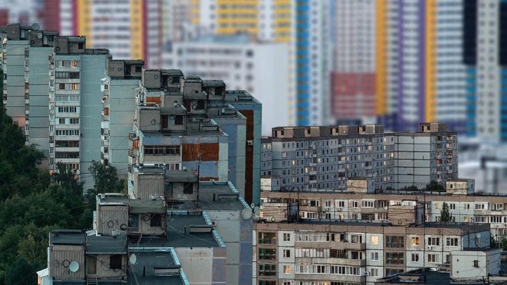Романтика панелек: рассматриваем урбанистические виды с самарскими многоэтажками