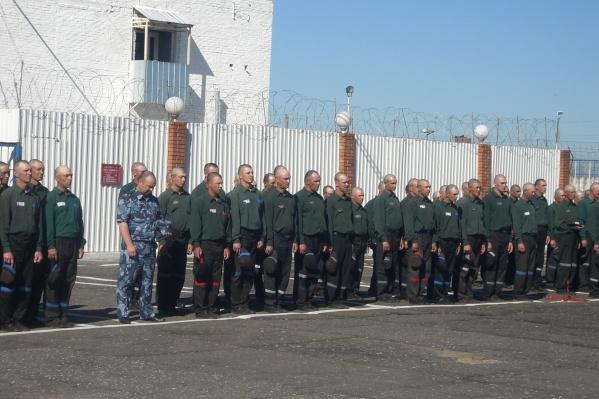 Заболевших изолировали от остальных заключённых