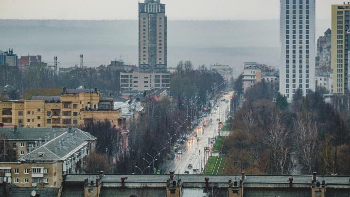 МЧС предупреждает о сильном ветре и дождях в Пермском крае