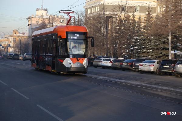 За два с небольшим месяца тестирования сбои в работе нового трамвая происходили как минимум трижды