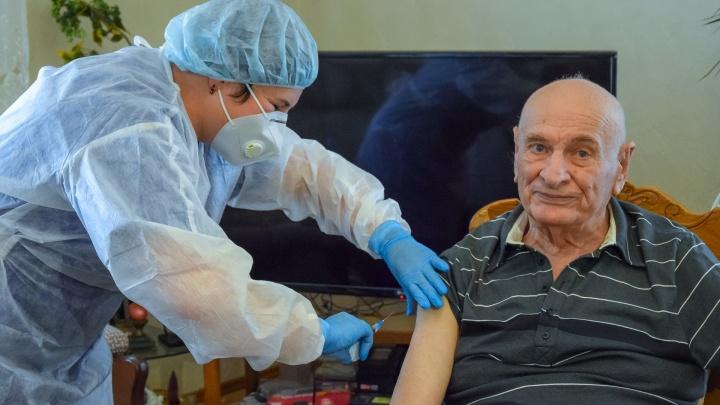 Всем прививки! В Свердловской области началась массовая вакцинация от гриппа