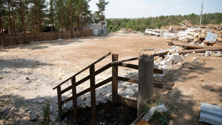 «Слишком резко все стало незаконным»: волгоградцы обжалуют решение о сносе «Соснового бора»