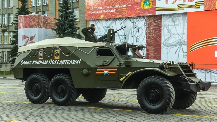Из-за парада в Екатеринбурге трамваи и автобусы изменили маршруты: как будет ездить общественный транспорт