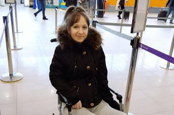 Несколько лет Оксана Близгарева воюет с болезнями