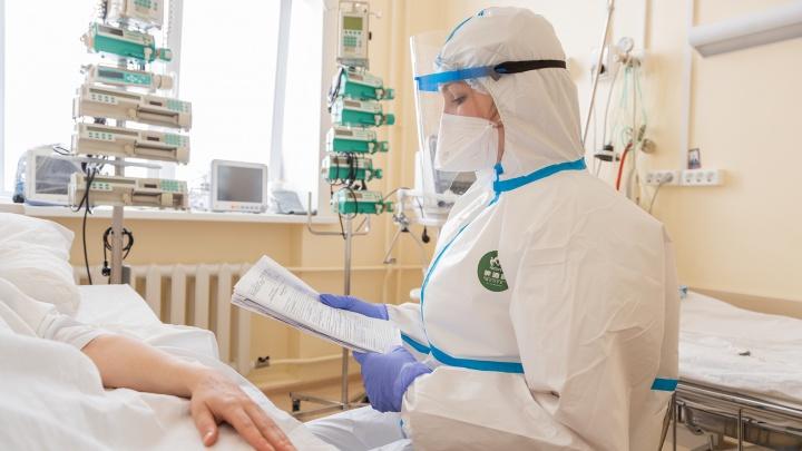 Почти 200 с ОРВИ: где и как в Самарской области обнаружили новые случаи COVID