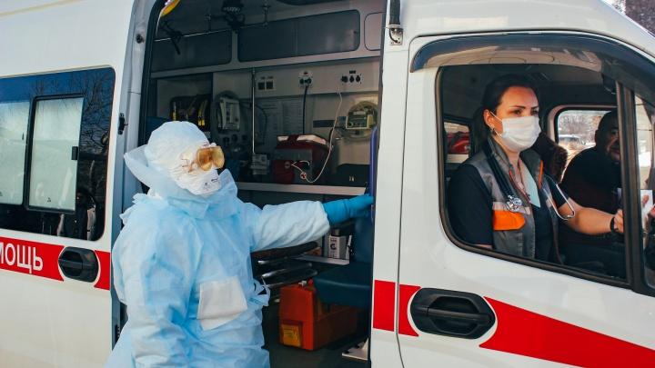 Стало известно, из какого района Новосибирска в больницу увезли восьмую заражённую коронавирусом