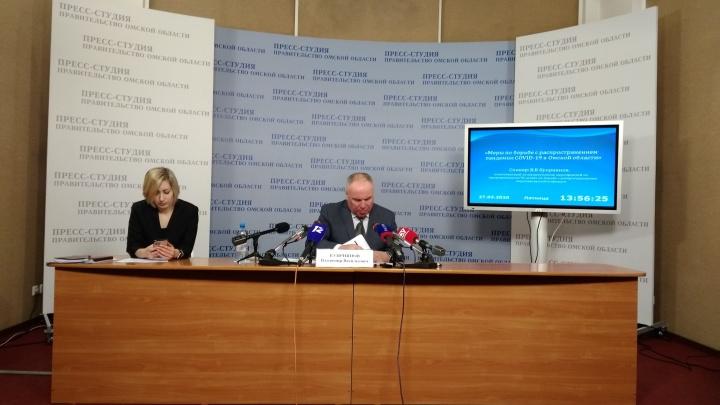Говорить о комендантском часе ещё рано: пресс-конференция замглавы штаба по коронавирусу коротко
