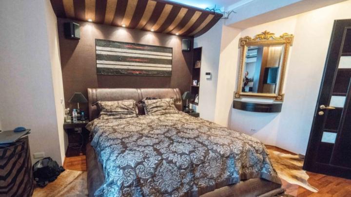 В Ростове продают роскошную квартиру с зимним садом за 21 миллион рублей: изучаем дизайн