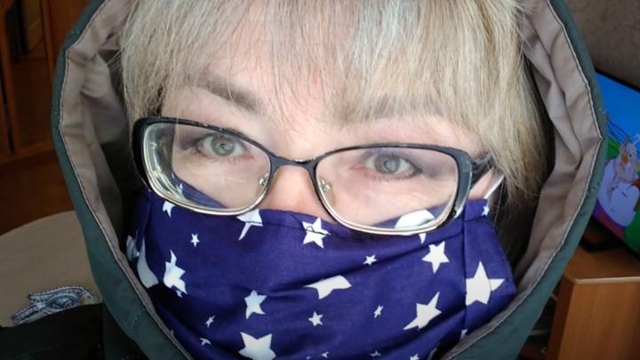 Пермская пенсионерка сняла триллер, как она сходила в магазин во время самоизоляции