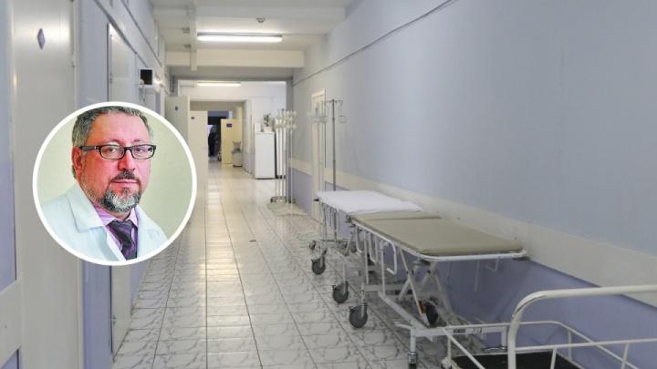 Нижегородский переулок предложили назвать именем погибшего от коронавируса врача