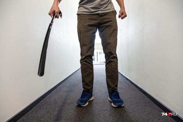 Подростки совершали преступления, вооружившись обувной ложкой