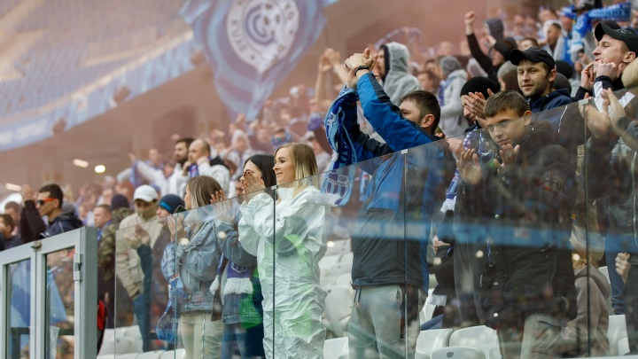 Запалившему шашку на матче «Ротора» фанату запретили появляться на «Волгоград Арене»