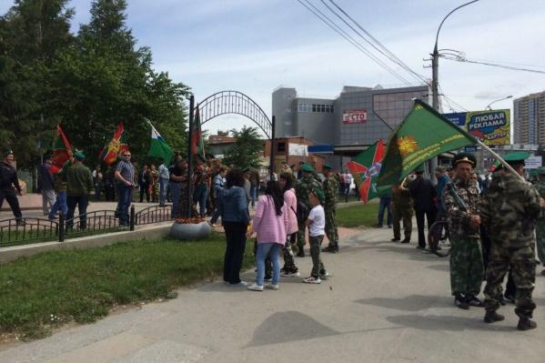 Сегодня в России отмечают День пограничника