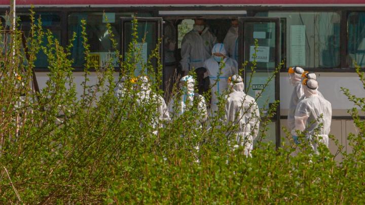 У 20 вахтовиков, вернувшихся в Пермь из Якутии, выявили коронавирус