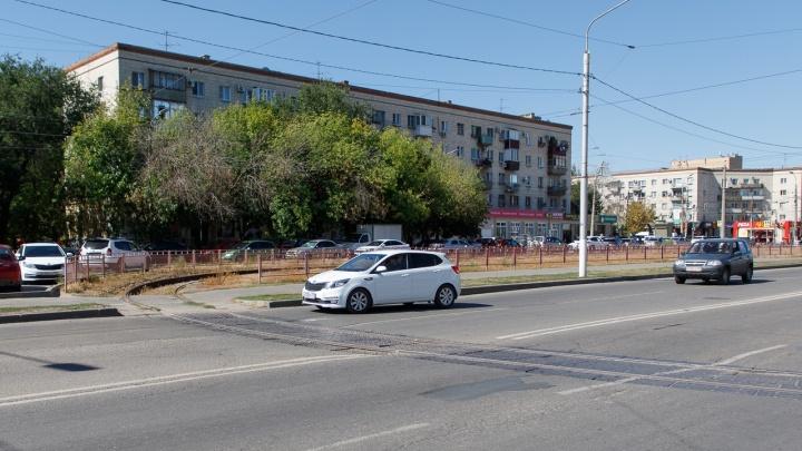 За ненадобностью: в центре Волгограда ликвидируют трамваи «Tatra» и разворотное кольцо скоростного трамвая