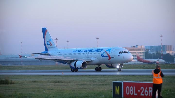 «Уральские авиалинии» предложили екатеринбурженке лететь в Крым отдельно от 8-летнего сына