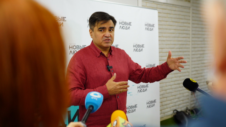 Партия «Новые люди» представила своих кандидатов на выборы-2020 в Самаре