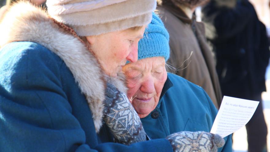 В Самарской области для «детей войны» предлагают ввести бесплатный проезд к могилам их родителей