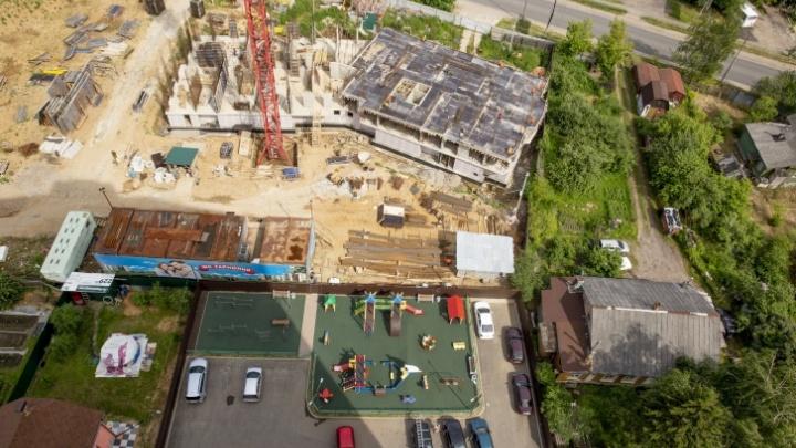 «Как в селе задрипанном»: можно ли застраивать частный сектор высотками — мнения ярославцев