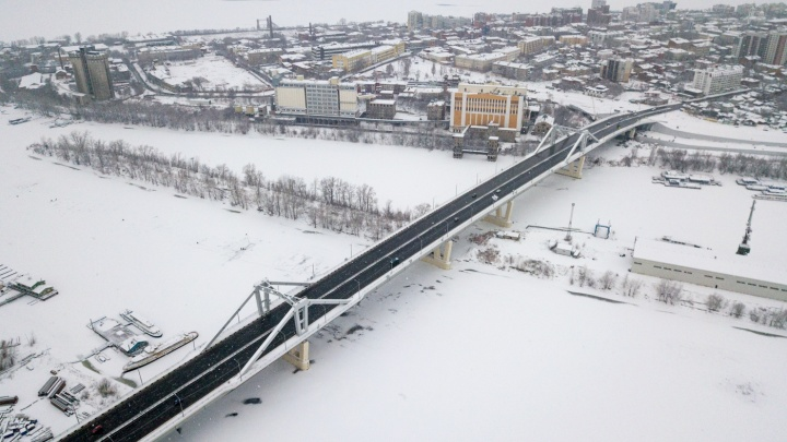 В суде объяснили, почему не стали закрывать Самарский (Фрунзенский) мост