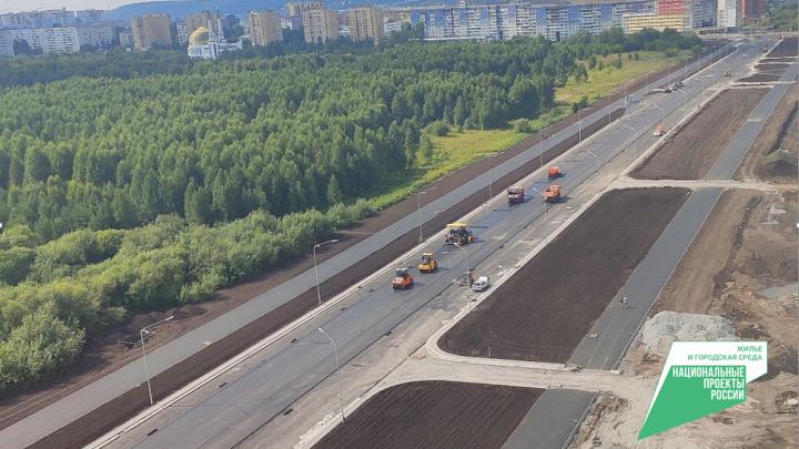 В мэрии Кемерово рассказали о строительстве шестиполосной дороги