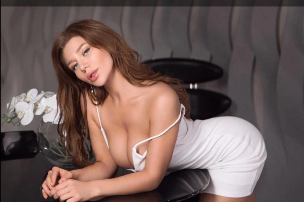 Светлана уже семь лет работает фотомоделью