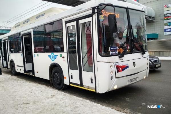 Автобусы будут переводить на муниципальный контракт постепенно, в течение нескольких лет