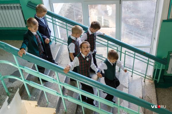 Волгоградцы надеются, что 1 сентября школьники выйдут на занятия