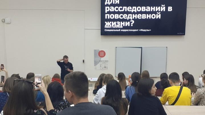 «Благоустройство — не про Волгоград»: Иван Голунов — о Волгограде и стройке в Банковском переулке