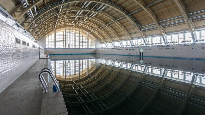 В Волгограде прокуратура занялась скандальной историей с ремонтом бассейна «Спартак»
