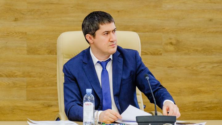 Путин поблагодарил Дмитрия Махонина за решение проблемы с нехваткой донорской крови в Прикамье