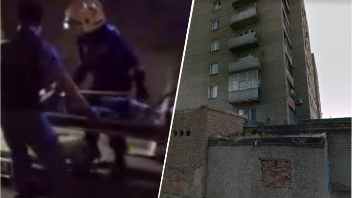 Дополз до края, позвал на помощь: мужчина выпал из окна на крышу магазина