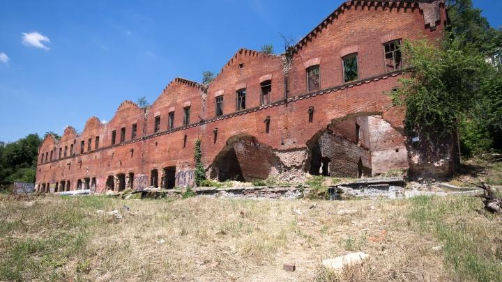 В Ростове восстановят исторический вид Парамоновских складов