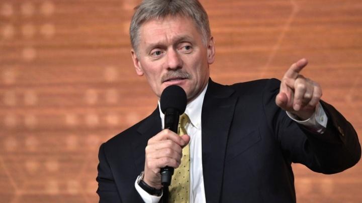 В Кремле прокомментировали возможность отмены саммитов ШОС и БРИКС из-за коронавируса